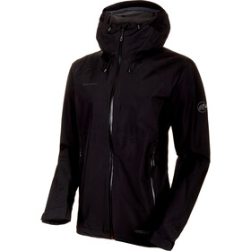 Mammut Convey Tour HS Hooded Jacket Herren black